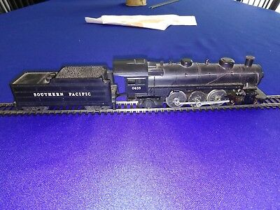 HO SCALE LIONEL steam locomotive SP #0635 DOES NOT WORK