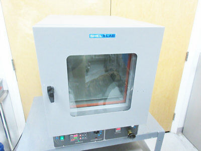"Shel Lab Svac2 Vacuum Drying Oven 20""x12""x12"" 220 °C 428 °F Fully Tested"