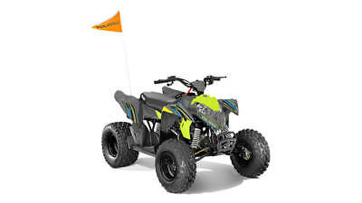 NEW 2018 Polaris Outlaw 110.  $ave $400