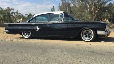 1960 Chevrolet Bel Air  - incl.shipping to Rotterdam