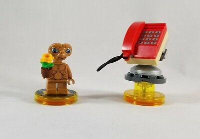 Lego Dimensions E.t. Fun Pack ~ #71258 ~ E.t. Phone Home