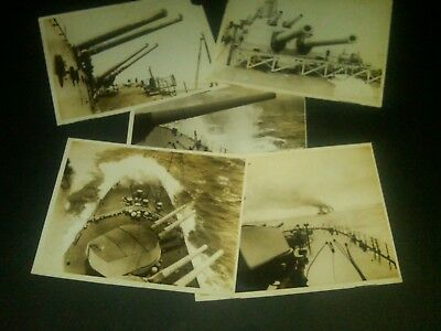 "15"" Gunned Royal Navy Battleships, WWI"