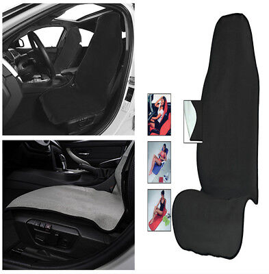 Emergence Car SUV Bucket Seat Cover Pet Mat Yoga Sweat Towel Seat Pad for Travel