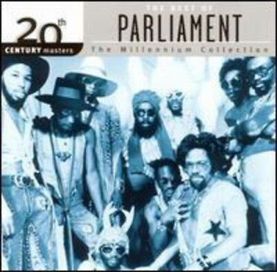 Parliament - Millennium Collection-20th Century Masters (CD Used Like New)