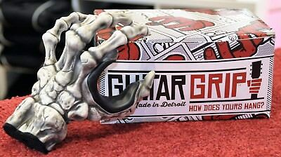 "Guitar Grip ""Reaper Horror Reaper"" Left Handed Skeleton Guitar Handger - USA"