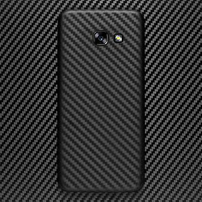 Ultra Thin Slim Hard Case Cover Carbon Design Cover For SAMSUNG GALAXY A5 2017