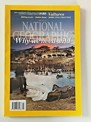 National Geographic Magazine Special Edition January 2016