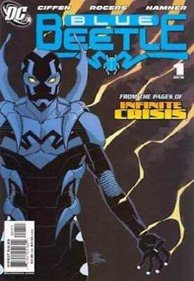 Blue Beetle #1 (2006) 1St Printing Bagged & Boarded Dc Comics