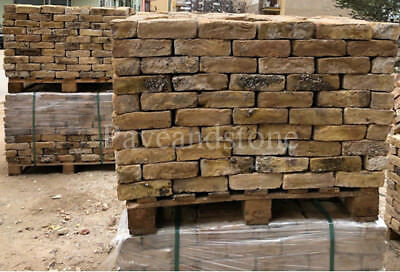 Reclaimed London Yellow Bricks - Preowned Used Old Second Hand - Pack of 600