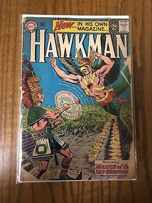 Hawkman #1 (Apr-May 1964, DC)