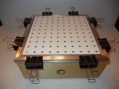 """12"""" x 12""""Vacuum Forming/Former - Thermoform Plastic Forming Box/Machine/Table"""