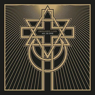 ORPHANED LAND all is one CD + DVD ( BRAND NEW 2013 limited )