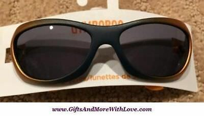 Gymboree NWT Multi-Color TWO TONE METALLIC MATTE SPORTY DRESS SUNGLASSES 0 1 2 Y