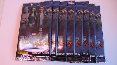 panini MARVEL GUARDIANS OF THE GALAXY vol.2 24 BOOSTER mit je6 Karten