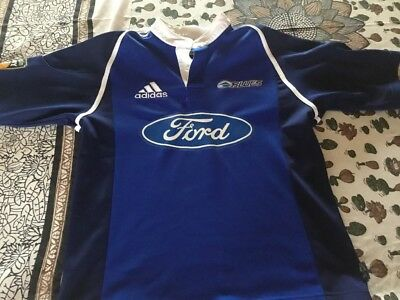 2001 Auckland Blues Super Rugby Jersey