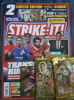 STRIKE-IT  ISSUE 83 18th Jan - 14 Feb with free gifts