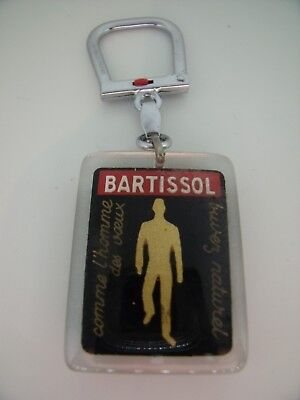 Porte-Clés / Key Ring BOURBON BARTISSOL APERITIF / DRINK TOP !