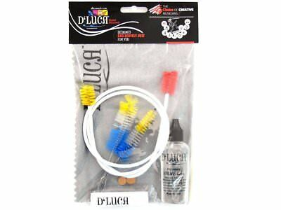 DLuca DCK-TR1 Trumpet Cleaning Care Kit