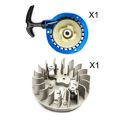 Mini Moto Easy Start Blue Pull Start Pullstart   Flywheel Minimoto Quad Bike ATV