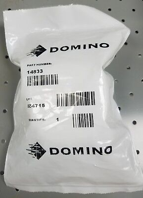 *Factory Sealed*  Domino 14833 ,Ink Damper Filter