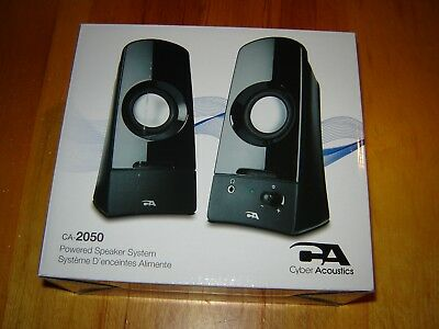 Cyber Acoustics CA-2050 Computer Speakers