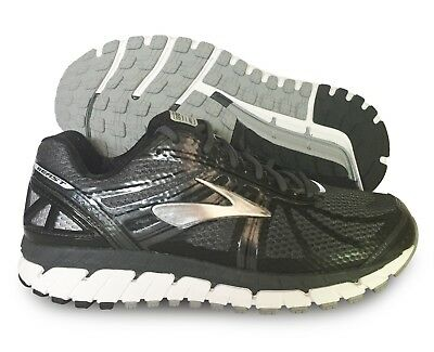 84c635f62fc Brooks Beast 16 Mens Shoe Anthracite Black Silver multiple sizes New In Box