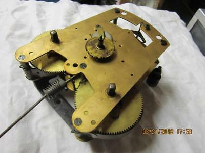 Antique International Business Machine Time Recording punch Clock MOVEMENT  IBM
