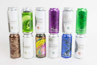 Trillium Tree House Brewing 12 Pack Beer Cans-No Reserve 3-Day Auction Treehouse