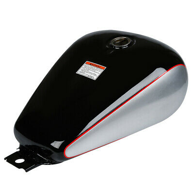3.4 Gallons Fuel Gas Tank For Honda Rebel 250 CMX250C 1985-2016 2013 2014 2015