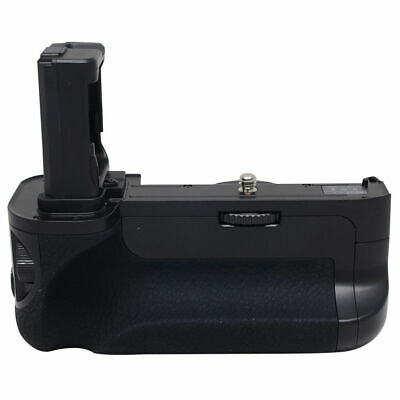 Meike MK-A7 Vertical Battery Grip Pack for Sony A7 A7r A7s as VG-C1EM Camera