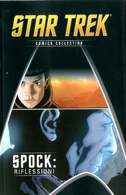 fumetto  STAR TREK COMICS COLLECTION GAZZETTA DELLO SPORT numero 4