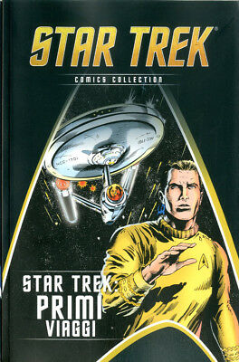 fumetto  STAR TREK COMICS COLLECTION GAZZETTA DELLO SPORT numero 9