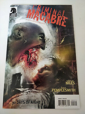 Criminal Macabre  #2 Cal McDonald Mini Series IDW Comic 2003 Steve Niles