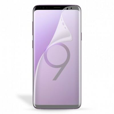 Vitre Film Protection Ecran Tpu Full Cover 3D Samsung Galaxy S9 / S9 Plus