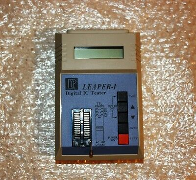 LEAPER-1 digital IC tester only device identical ( Leaper-1A Leaper TOOL-085 )