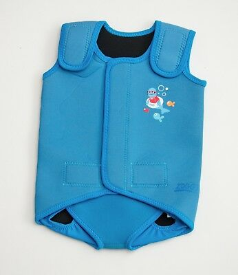 BRAND NEW 'ZOGGS' BABY BOYS WETSUIT RRP £20.00 Age 3-6 months
