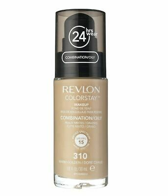 Revlon Colorstay Make-Up For Combination/ Oily Skin 310 Warm Golden 30ml