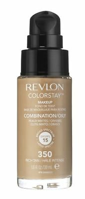 Revlon Colorstay Make-Up For Combination/ Oily Skin 350 Rich Tan 30ml