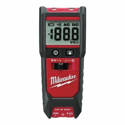 Milwaukee Auto Voltage/Continuity Tester W/ Resistance 2213-20