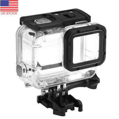 For GoPro Hero 5 Black Camera Accessories 45m Diving Waterproof Housing Case E90
