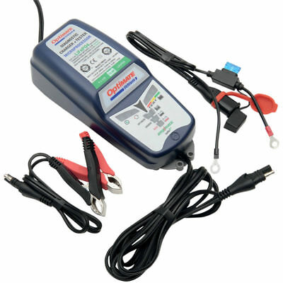 NEW OptiMATE Lithium 4s 5A, TM-291 10-step 12.8V/13.2V 5A Battery Saving Charger