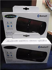 NEW JENSEN SMPS-622 Bluetooth Wireless Rechargeable Stereo Speaker Red