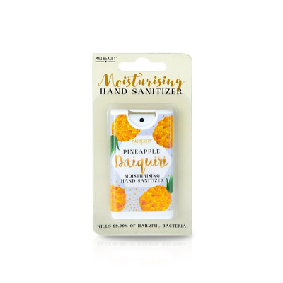 Mad Beauty Happy Hour Pineapple Daiquiri Cocktail Scented Pocket Hand Sanitiser