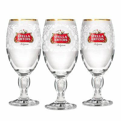 Stella Artois Limited-Edition Chalice Box-Set – Mexico, India, and