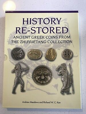 History Re-stored Ancient Greek Coins from the Zhuyuetang Collection