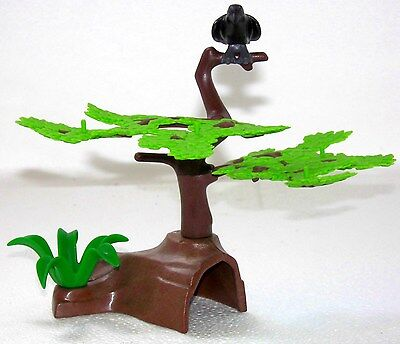 Playmobil 3839 Wizard/'s Workshop Spare Raven//Crow Forest Woodland