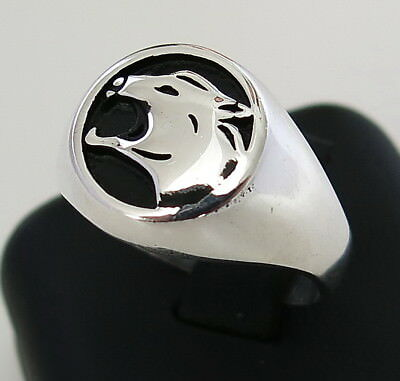 Thrones Ring Direwolf Wolf Ring House Stark of Winterfell A Wiki 925 Silver Ring