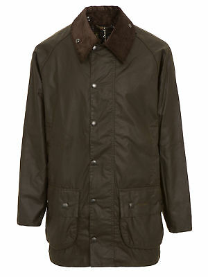 Barbour Men's Classic Beaufort Wax Jacket MWX0002OL71 Olive