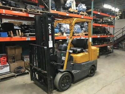 2005 TCM Forklift - Runs and Drives - Mechanic Special - NO RESERVE!