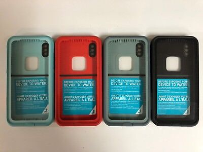 Lifeproof Fre Series Waterproof Case Cover For iPhone X